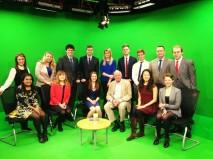 Produced City University London's Question Time programme. Special guest: Ken Livingstone. 30-minute live broadcast. April 2015.