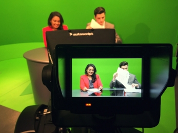 Presenting an assessed City News news programme: March 2015.