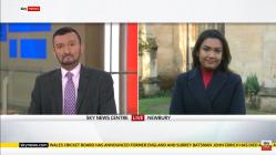 Christmas Day 2020 reporting in Newbury live.