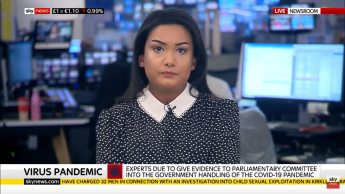 Reporting from the Sky News newsroom.